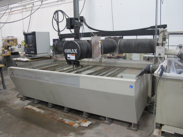 Why not learn more about  Waterjet?
